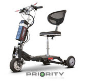 Folding Lightweight Airline Approved Scooter